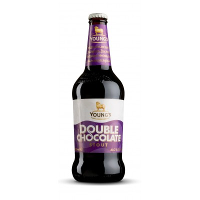 Cerveza Wells Young´s Double Chocolate Stout