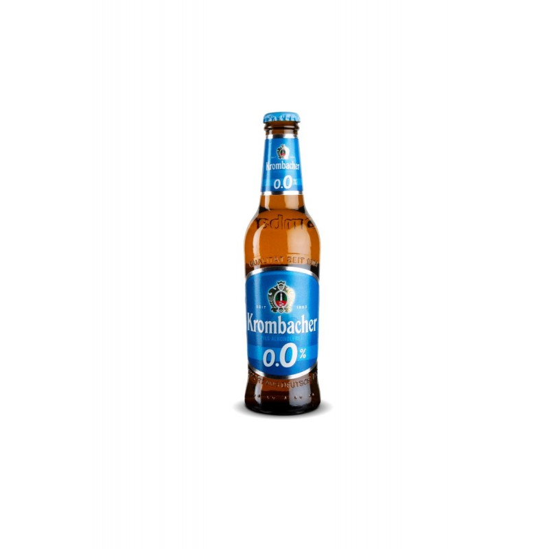 Cerveza Krombacher Pils 0,0 %