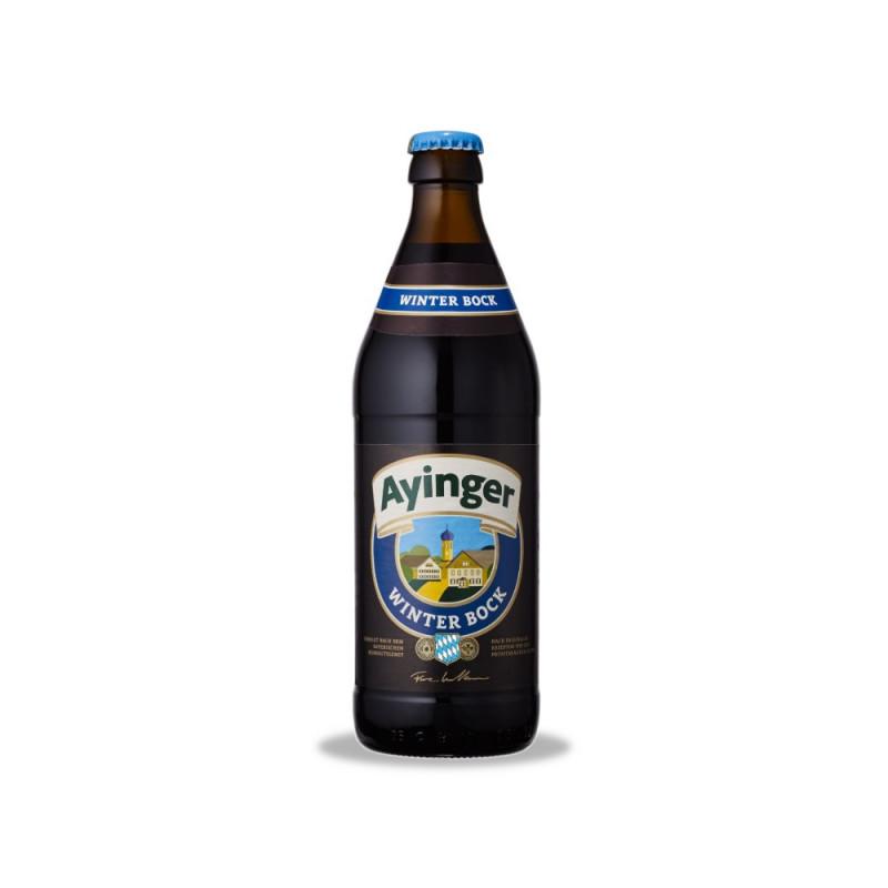 Cerveza Ayinger Winterbock