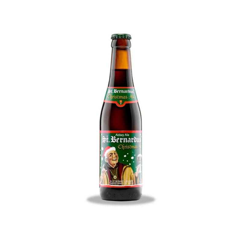 Cerveza St. Bernardus Christmas
