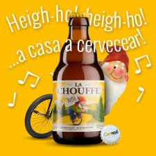 Heigh-ho!, heigh-ho! …a casa a cervecear